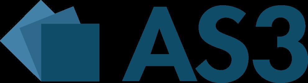AS3 logo