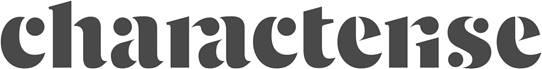 charactarise logo