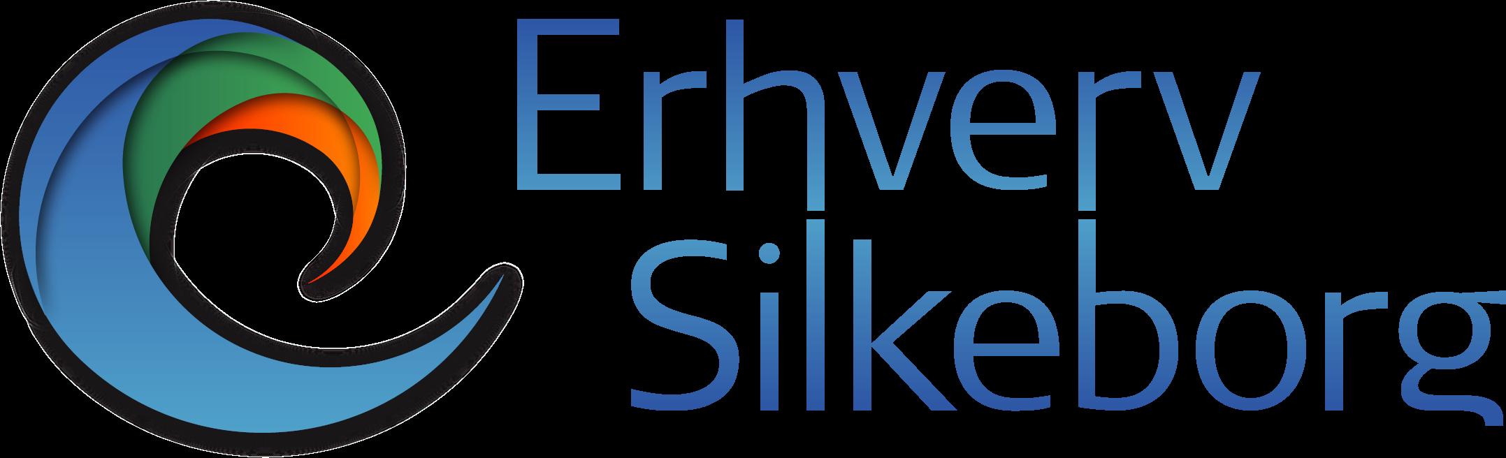 Erhverv Silkeborg logo