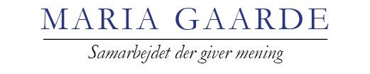 Maria Gaarde logo